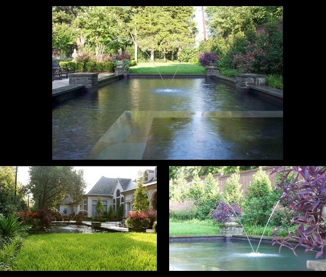 Dallas texas private estate garden design dallas by for Garden design landscaping dallas tx