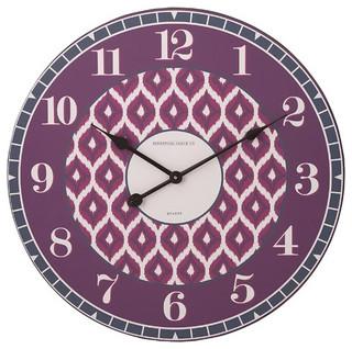 essentials irresistible wall clock contemporary wall