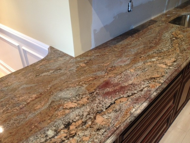 Marble Works & Granite countertops & Fabrication traditional