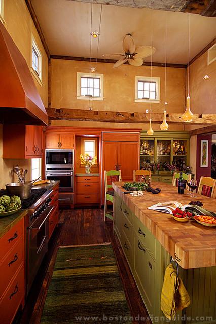 Thomas Buckborough Associates Mediterranean Kitchen Boston By Boston Design Guide