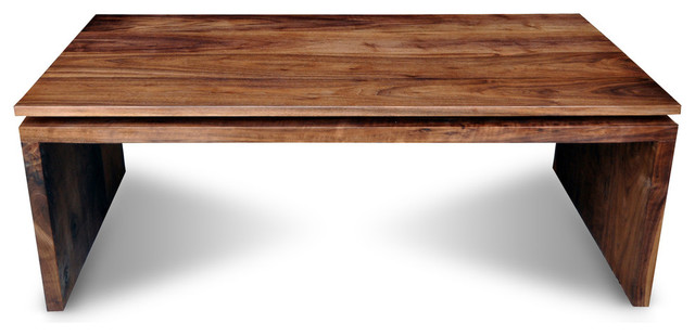 Walnut Coffee Table Contemporary Coffee Tables By 2131 Collection