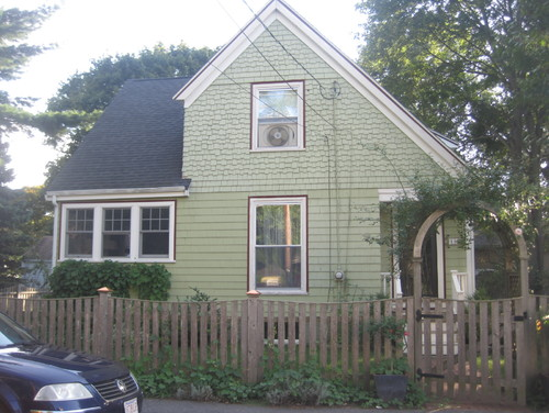 Husband refuses to help me choose exterior paint color - Help choosing exterior paint color ...