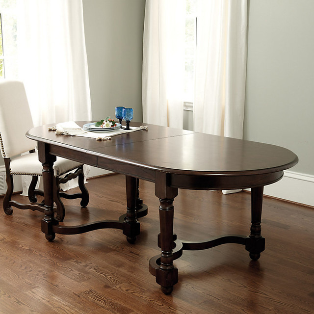Capistrano Extension Dining Table 120 Inch