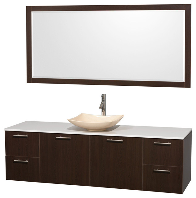 All In One Bathroom Sink And Countertop : All Products / Bath / Bathroom Vanities