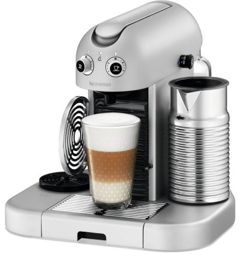 Nespresso Gran Maestria Platinum  Traditional  Espresso Machines  by Kitch -> Nespresso Gran Maestria