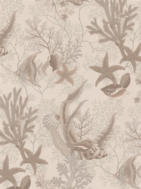 Nautical wallpaper by brewster beach style wallpaper