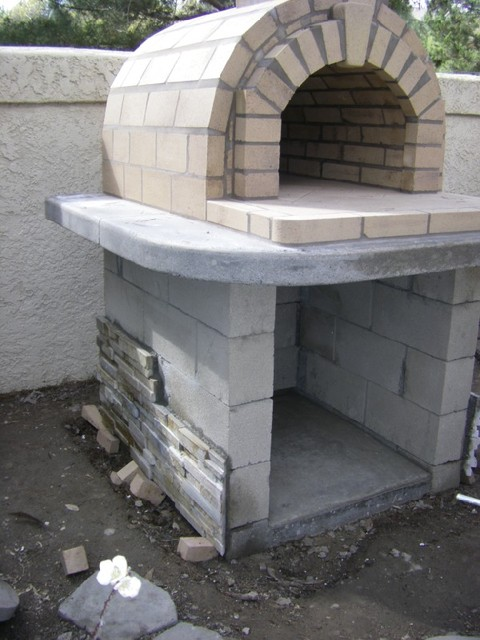 The Schlentz Family DIY Wood Fired Brick Pizza Oven by ...