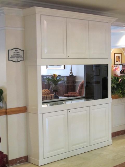 Aquarium Cabinet traditional