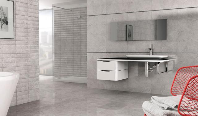 porcelain contemporary bathroom montreal by co depot c ramique. Black Bedroom Furniture Sets. Home Design Ideas