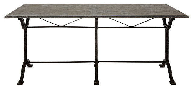 Buchon dining table traditional dining tables by arhaus for Traditional dining table uk