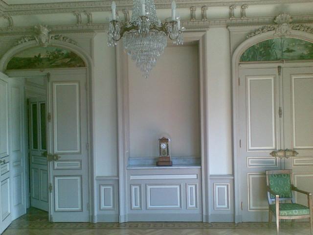 peinture et trompe l il. Black Bedroom Furniture Sets. Home Design Ideas