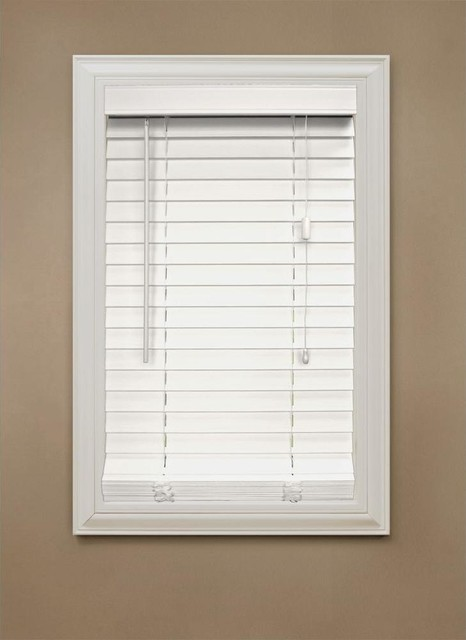 Home decorators collection 2 1/2 inch faux wood blinds