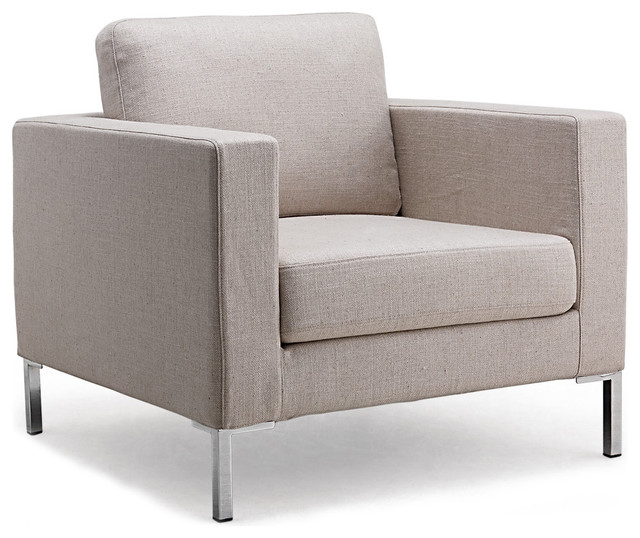 Portobello armchair contemporary armchairs and accent for Furniture armchairs