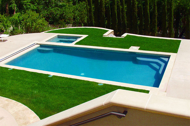 Swan pools swimming pool company architectural for Pool von bauhaus