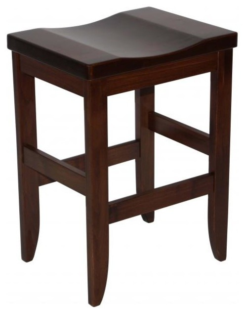 Handcrafted Amish Mission Barstool Bar Stools And