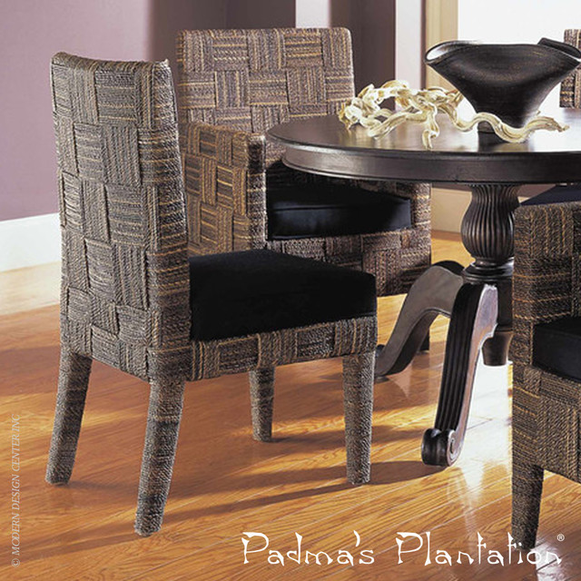 Amazing Plantation Furniture Los Angeles #3: Padmau0026#39;s Plantation Solstice Side Dining Chair Modern-dining-chairs
