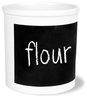 ASA Selection Chalk Label Jar Large - Kitchen Canisters And Jars - by Joanne Hudson Basics
