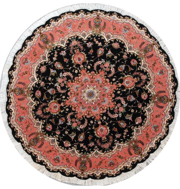 Circular Round Persian Rug