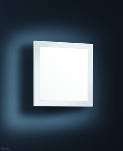 Flush Interior Wall Lights : Otis LED Wall or Ceiling Light - Modern - Flush-mount Ceiling Lighting - by Interior Deluxe