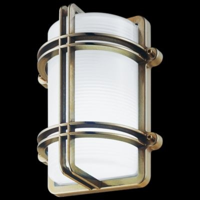 Clipper/G Outdoor Wall Sconce by LBL Lighting wall-sconces
