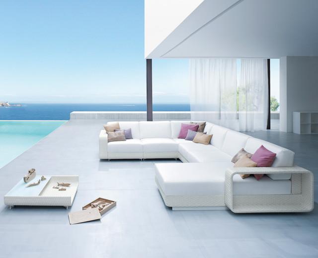 Hamptons Roberti - Sectional Sofa - Contemporaneo - Divani ...