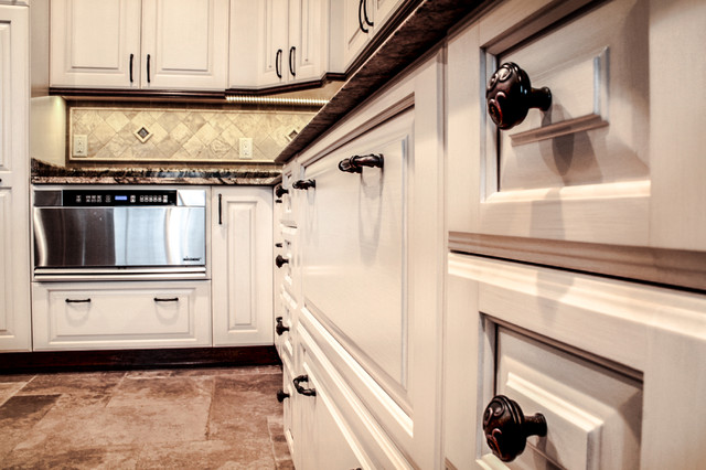 Zelmar kitchen designs classique montreal par cabico for Zelmar kitchen designs
