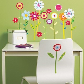 ... Art Vinyl, Peel and Stick - Contemporary - Wall Decals - by Walmart