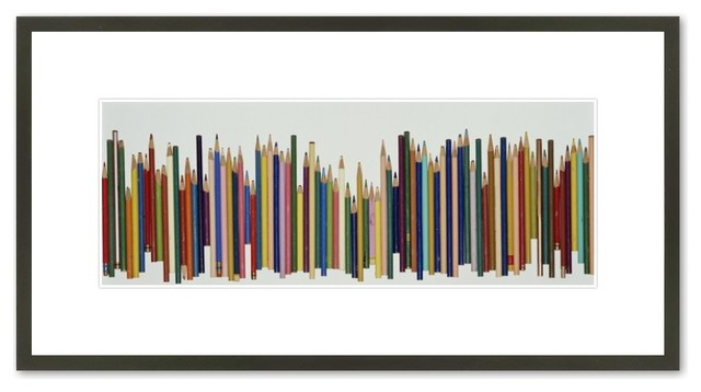 Pencils from the desk of frank lloyd wright collected for Architecte desl definition