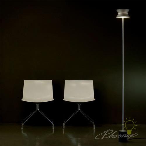 laflaca floor lamp modern floor lamps other by hk phoenix. Black Bedroom Furniture Sets. Home Design Ideas