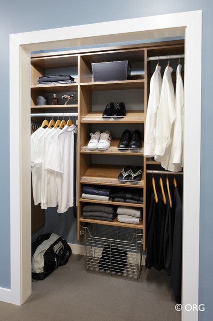 Closets - Modern - Förvaring & garderob - atlanta - av SpaceMakers of ...
