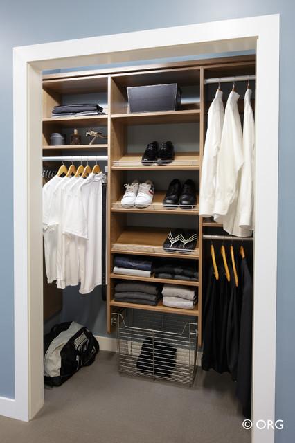 Closets - Modern - Förvaring & garderob - atlanta - av SpaceMakers of ...