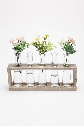 Laboratory Flower Vases - Eclectic - Vases - by Urban Outfitters