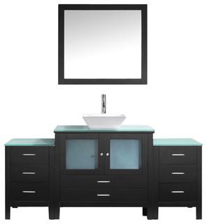 Modern Bathroom Vanity Units And Sink