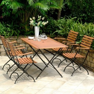 robert dyas merano 4 seater dining set robert dyas traditional outdoor dining sets other. Black Bedroom Furniture Sets. Home Design Ideas