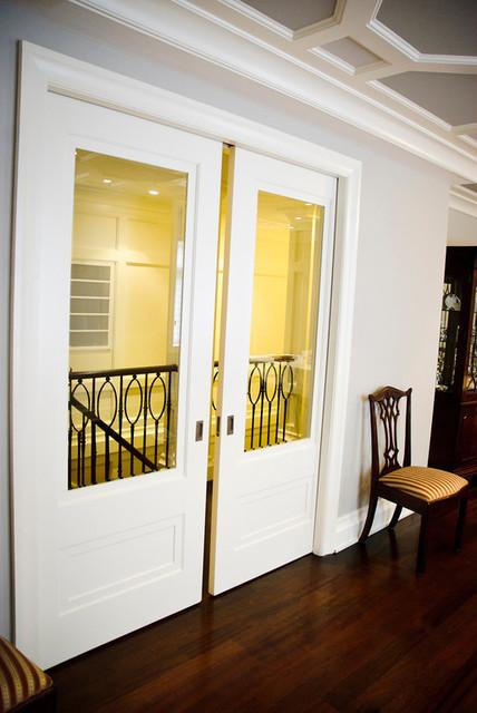 Pocket Glass Doors Interior Doors New York By Supa Doors
