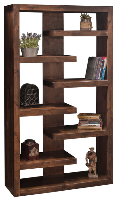 "Sausalito 72"" Bookcase - Craftsman - Bookcases - by Legends Furniture"