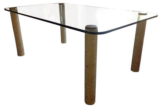 Used vintage 1970s pace dining table contemporary dining tables