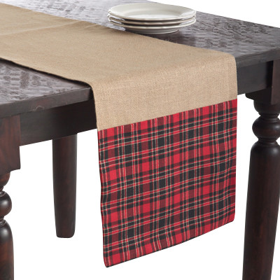 Runners & Kitchen Kitchen Linens Tabletop Products / table / contemporary Table runner  / christmas / Table