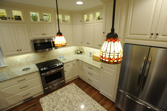 Kitchens traditional atlanta by webber coleman woodworks