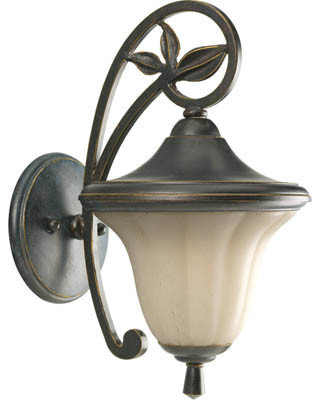 Jardin Wall Lights : Progress Lighting P5742-84 Le Jardin 1-Lt. Wall Light