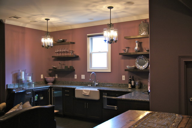 Home Renovation And Expansion Traditional Charlotte
