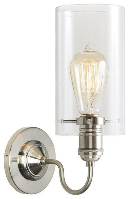 Retro Cylinder Wall Sconce - Modern - Wall Sconces