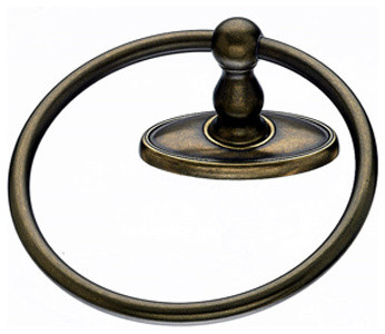Edwardian bath ring german bronze oval back plate for German made bathroom accessories