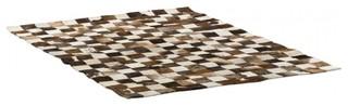 teppich siamun i 100x100 bauhaus look teppiche von. Black Bedroom Furniture Sets. Home Design Ideas