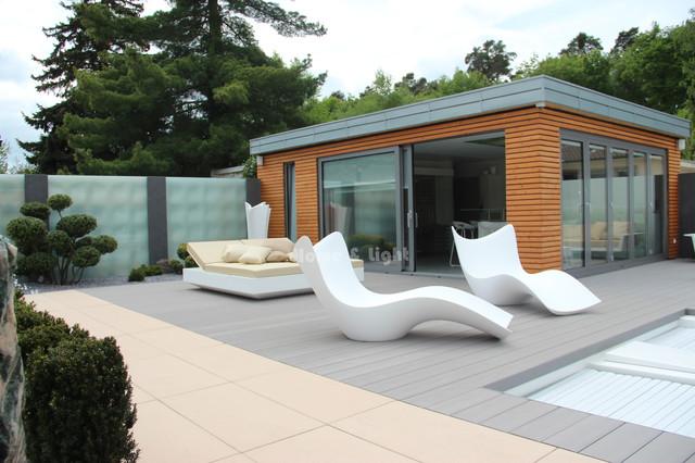 Vondom Outdoor Liege Surf Soft   Modern   Garten   Other .
