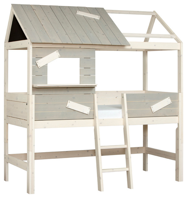 Limited Edition Life House High Kids Bed By Lifetime