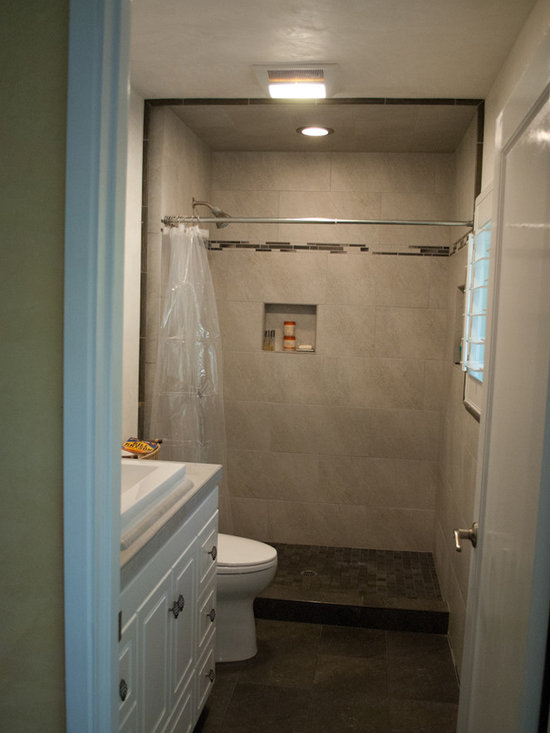 Small bathroom tile design home design ideas pictures for Small bathroom renovations canberra