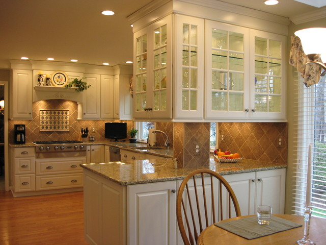 Kitchen Remodels Traditional Kitchen Dc Metro By Nicely Done Kitchens