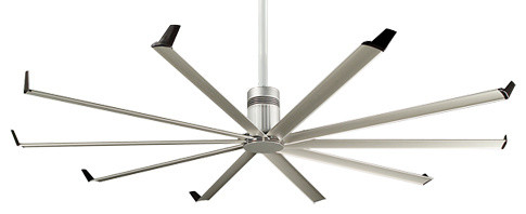 Isis ceiling fan moderne ventilateur de plafond par haiku home by big ass solutions - Ventilateur de plafond moderne ...