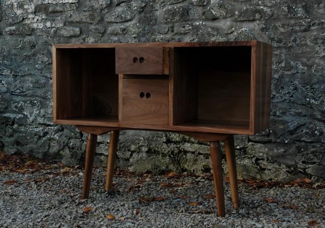 Tom 39 s record bureau midcentury media cabinets wales for Bureau records